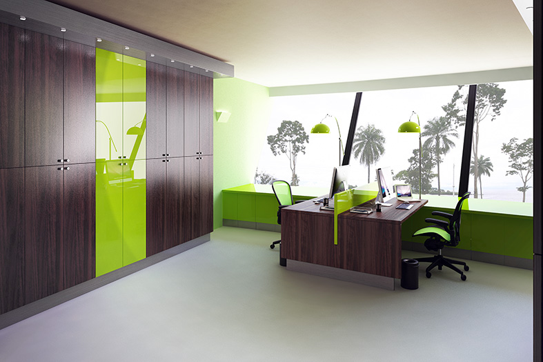Kantoor daisy vd heuvel for Kantoor interieur design