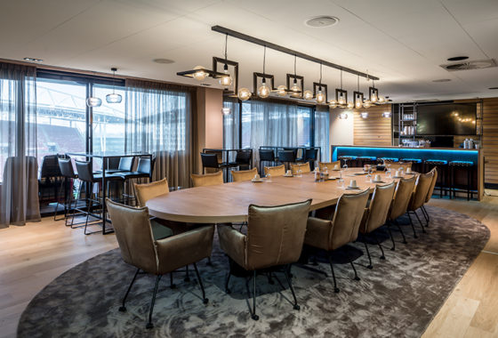 FC Utrecht Business lounge
